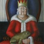 Krötenkönigin (VERKAUFT)