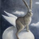 fliegender Hase1 (VERKAUFT)